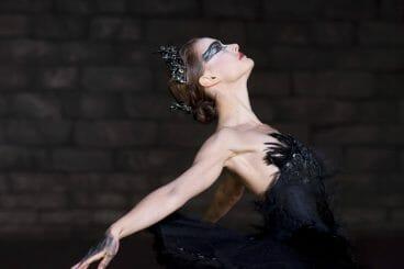 "Natalie Portmann in ""The Black Swan"""