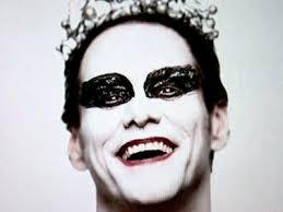 """Jim Carrey nella parodia di """"The Black Swan"""""""