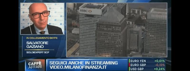 Banche sotto attacco, IGD ai massimi e Wall Street pure