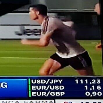 Wall Street va al massimo, Trump per l'economia come Ronaldo alla Juventus
