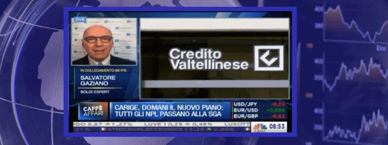 Aspettando Draghi e denaro gratis a pioggia alle banche