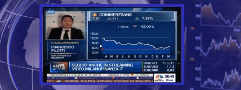 Deutsche Bank e Commerzbank pronte alla fusione. In Banca Ifis cartellino rosso all'AD Bossi