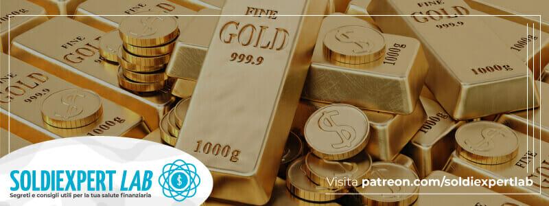 A che punto è l'oro ? Meglio il metallo fisico o gli auriferi? Questa analisi prova a delineare una strategia