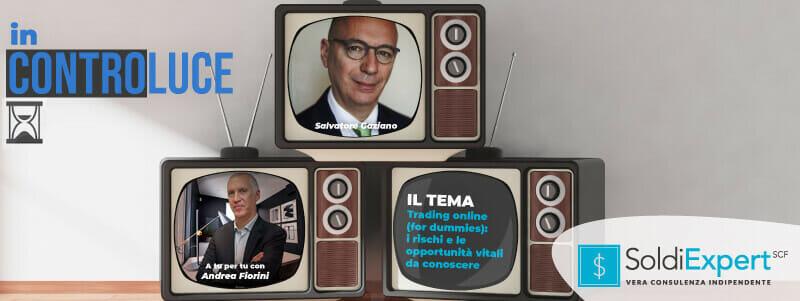 Trading online: il lato positivo e quello che fa paura. Con Andrea Fiorini (autore del libro fra i n.1 in Italia) passiamo al setaccio in questo video l'argomento.