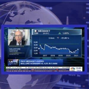 Mediaset-Vivendi sotterrano dopo 5 anni l'ascia di guerra ma Pier Silvio è il vero grande perdente in Borsa