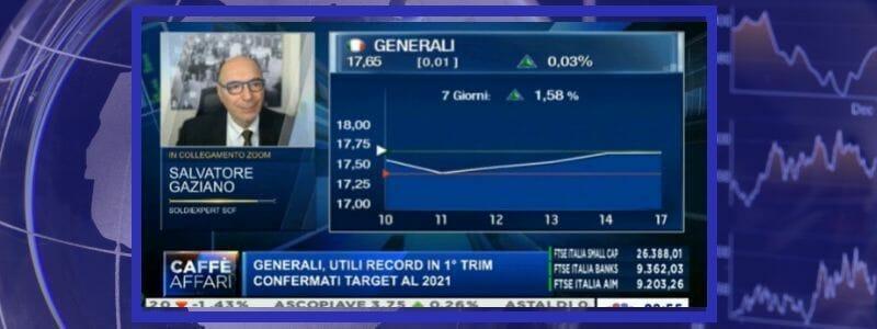 """Buone nuove da Generali ma il gap è ancora enorme. Attenzione su Stellantis """"made in Foxconn"""""""
