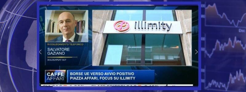 Per Illimity Bank niente limiti a Piazza Affari, nuovi massimi e piano strategico nuovo di zecca